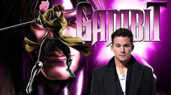 Gambit Channing Tatum Movie