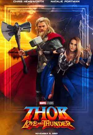 Thor Love And Thunder Full Movie Download