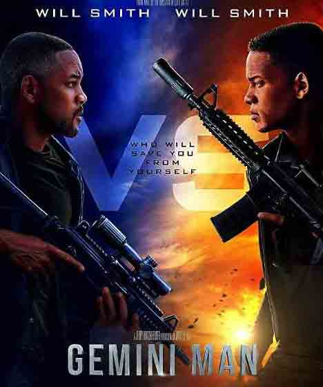 Gemini Man Full Movie in Hindi Download filmyzilla