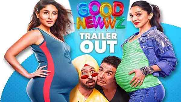 Good Newwz Full Movie Download Filmyzilla HD 720p