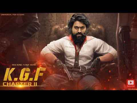 KGF Chapter 2 Trailer in Hindi Download