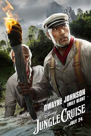 Jungle Cruise Full Movie Watch Online Free