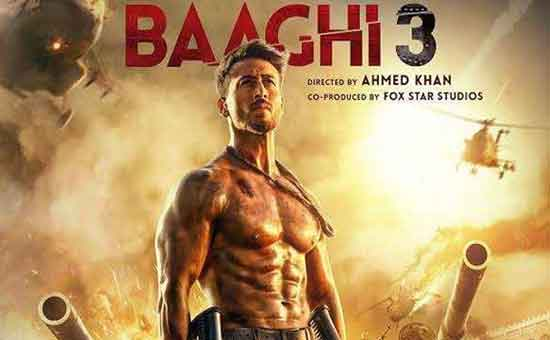 baaghi 3 download full movie tamilrockers