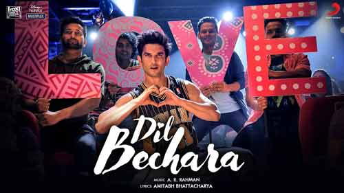 Dil Bechara Movie Download Movierulz