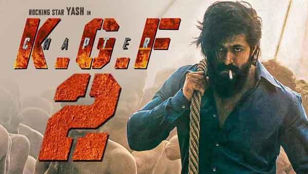 KGF Chapter 2 Full Movie in Hindi Download Tamilrockers