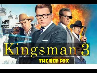 Kingsman 3 Full Movie in Hindi Download filmywap