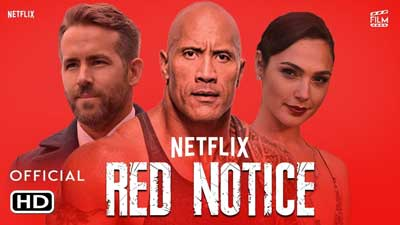 Red Notice Full Movie Download in Hindi Filmyzilla