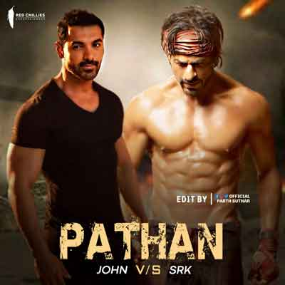 SRK Pathan Movie Release Date