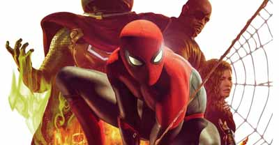 Untitled Spider-Man Far From Home Sequel Release Date