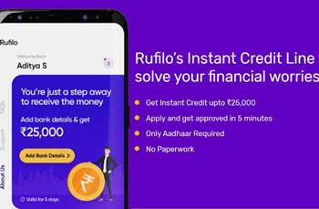 Rufilo Loan App Review How to take loan from Rufilo